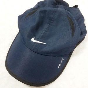 Nike Kids Navy Blue Cap